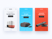 Product Card - Responsive view - Freebies