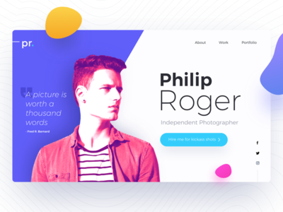 Prdot Portfolio Page - Freebies