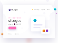 uiLogos - Adobe XD Plugin