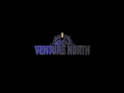Venture North Group Case Study website web logo branding vector typography print icon design