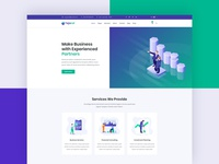 Web Design Exploration For Business