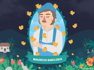 Mauricio Babilonia zamirbermeo macondo colombia gabriel garcia marquez gabo 100 años de soledad 100 years of solitude