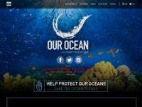 Oceans mockup