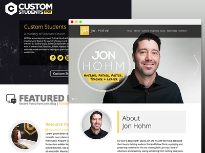 Jon Hohm Web