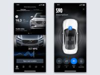 Volvo App Concept