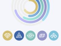 Unique Icon Set