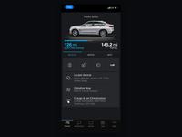 UI motion   BMW vehicle