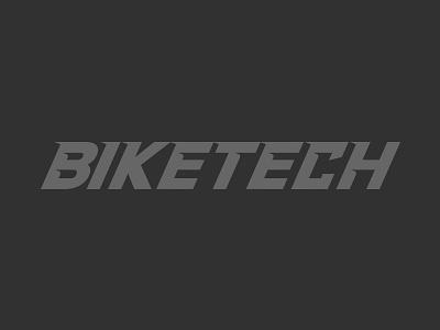 Biketech logo process bike tech road design logotype symbol nilo sadi creat brazil