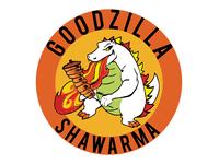 Goodzilla Shawarma - Branding