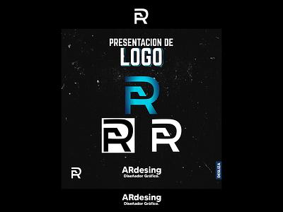 Presentación de Logotipo. instagram design logo illustration vector typography graphic design