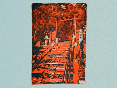 Shrine Print