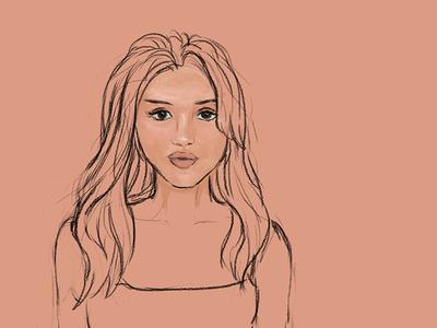 Sketch Portrait 1