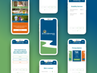 Stone Mountain Park - Event & Day Planner Prototype