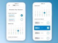Mobile Scheduling Piece
