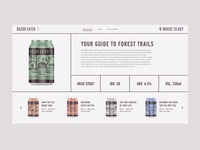 Craft Beer Brewery - Product Card