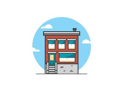 The Neighbor's House