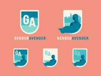 GenderAvenger Logo