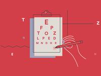 Eye health animation 2