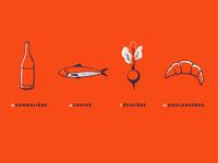la Dictionnaire de la Cuisine Inclusive