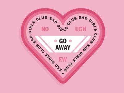 Sad Girls Club Valentine's Day 2018