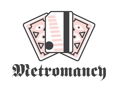 Metromancy Revamp witch city nyc metrocard occult magic eye tarot blog metromancy
