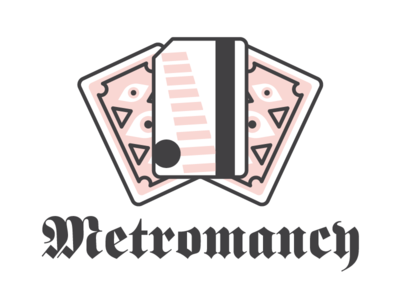 Metromancy Revamp witch city nyc metrocard occult magic eye tarot blog metromancy