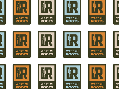 Roots realtor real estate roots branding logo badge