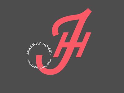 Jakeway Homes realtor branding realtor real estate branding logo badge