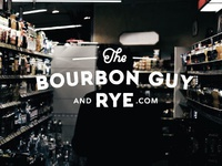 The Bourbon Guy and Rye