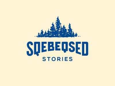 Sqebeqsed Stories logo