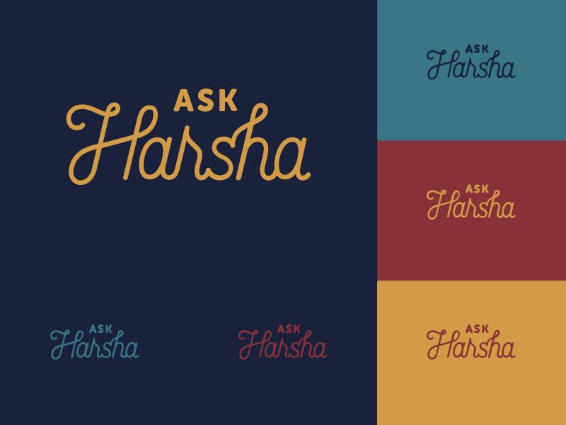Ask Harsha logo