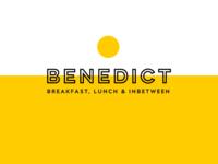 Benedict Logo