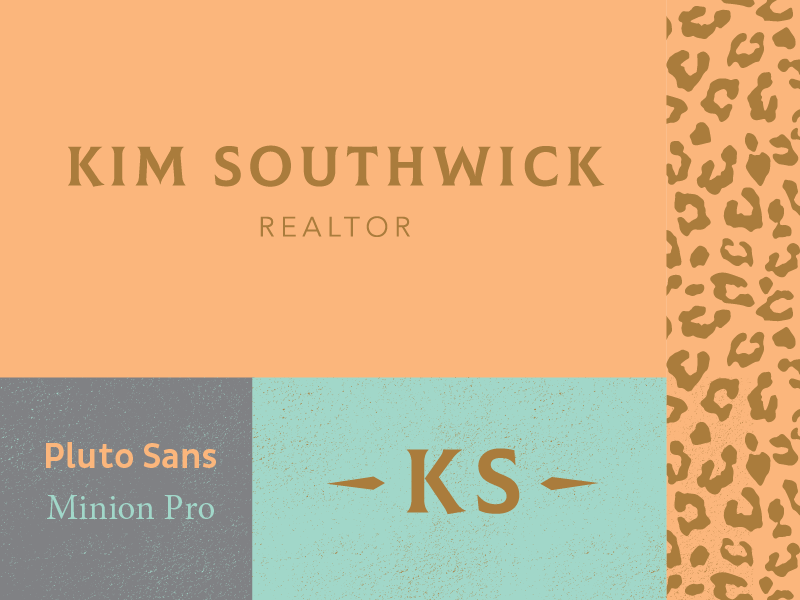 Kim Southwick branding logo