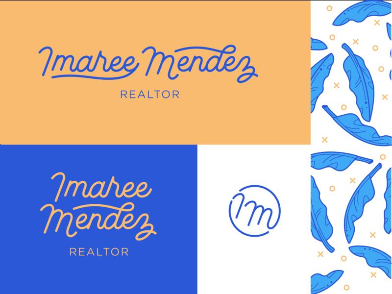 Realtor Branding realtor badge design logo real estate branding