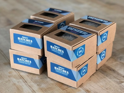 Sweet Batches Packaging
