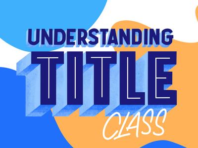 Understanding Title