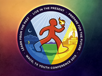 Church Youth Conference Logo