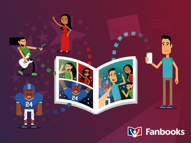 Fanbooks Characters illustration characters cartoons publishing