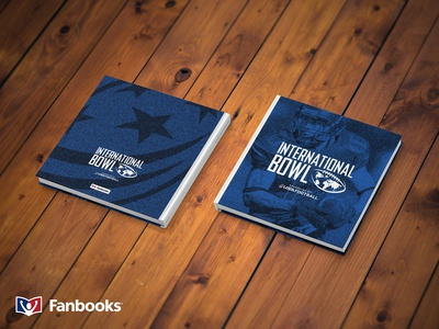 USA Football International Bowl Fanbook Cover