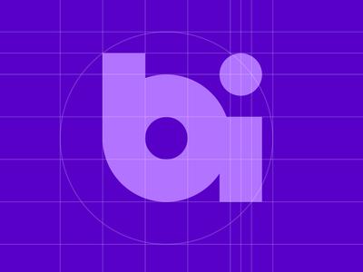 BI Logo Geometry