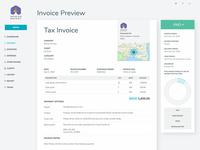 Invoice wordpress design invoice