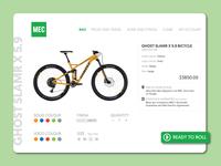 Customize Product