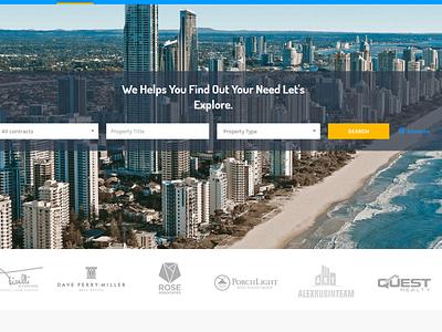 US Reliance Solutions illustration websitedesign user-friendly design branding