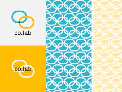 co.lab manila - Concept Logo