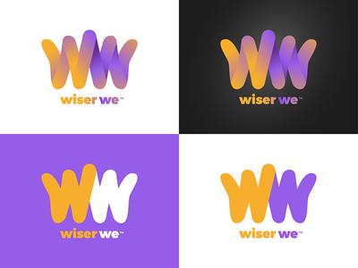 WiserWe - Logo Concept