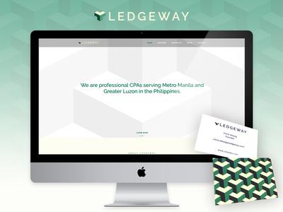 Ledgeway - Brand & Identity / Marketing Collateral / Digital