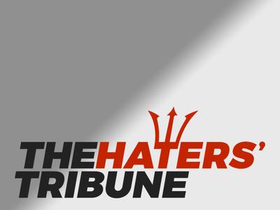 The Haters' Tribune - Logo