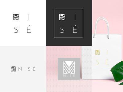 MiSé - Logo Concept