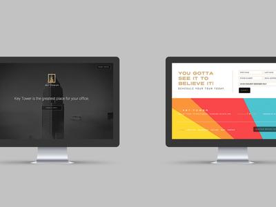 Key Tower Website