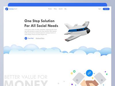 Social Pilot Template template pilot media social